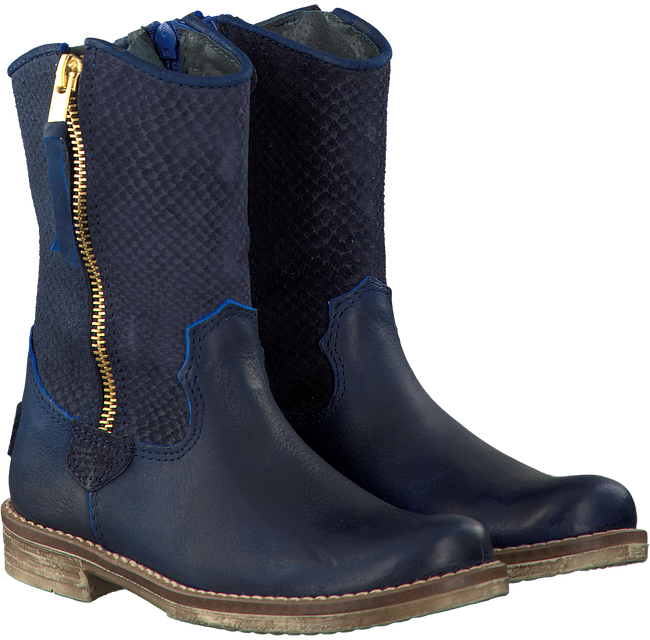 Blue KANJERS High boots 8920 - large