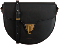Black COCCINELLE Shoulder bag BEAT 1501  - medium