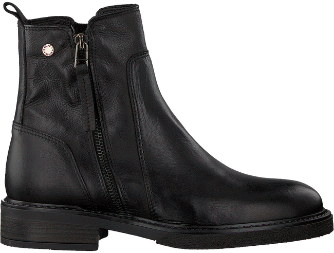 Black NOTRE-V Classic ankle boots 01-323  - large