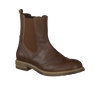 Brown HIP Ankle boots 41691 - small