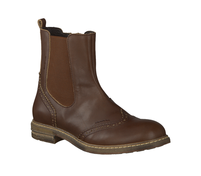 Brown HIP Ankle boots 41691 - large
