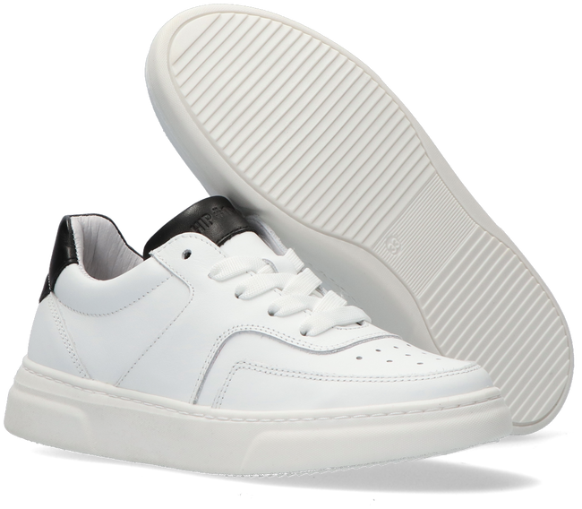 White HIP Low sneakers H1706  - large