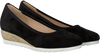 Black GABOR Slip-on shoes 641 - small