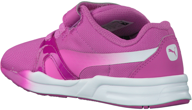 Pink PUMA Sneakers XT S V KIDS - large
