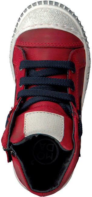 Red OMODA Sneakers 928A - large