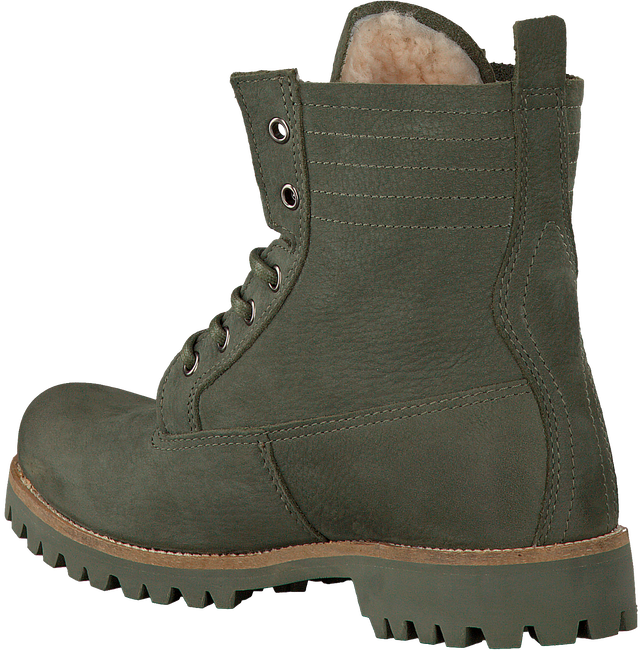 Green BLACKSTONE Lace-up boots OL22 - large