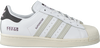 White ADIDAS Low sneakers SUPERSTAR  - small