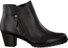 Black GABOR Booties 603.1  - small