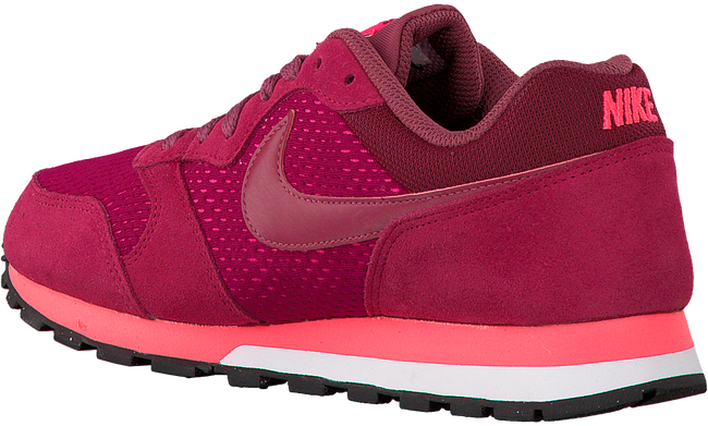 Red NIKE Sneakers MD RUNNER 2 WMNS - large