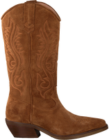 Cognac VIA VAI High boots SIENNA  - medium