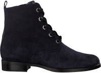 Blue HASSIA Lace-up boots GRANADA  - medium