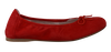 Red UNISA Ballet pumps CRESY - small