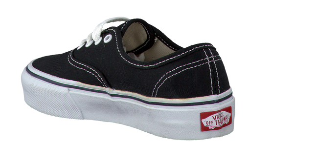 Black VANS Sneakers AUTHENTIC KIDS - large