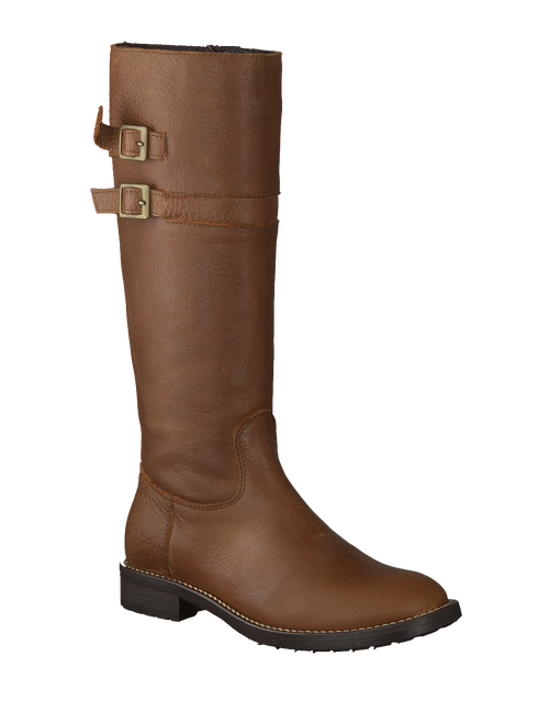 Cognac OMODA High boots O1683 - large