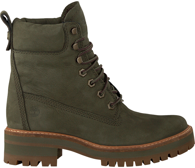Green TIMBERLAND Lace-up boots COURMAYEUR VALLEY YB - large