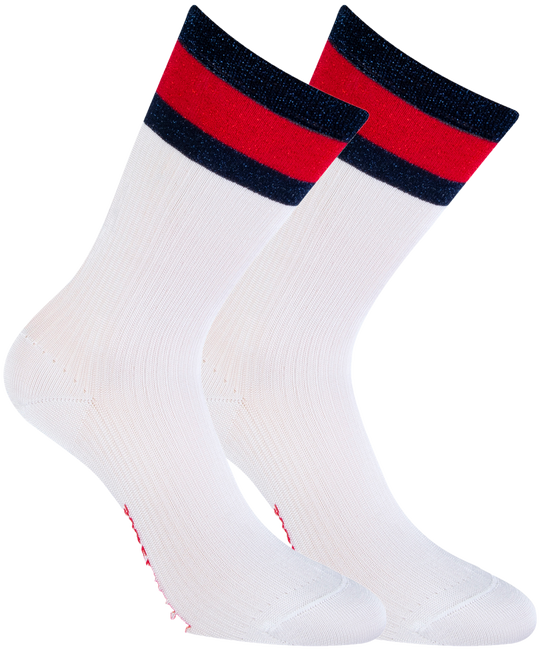 White MARCMARCS Socks MARCELLA  - large