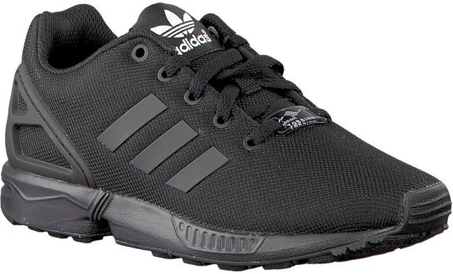 Black ADIDAS Sneakers ZX FLUX KIDS - large