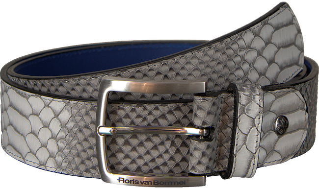 Grey FLORIS VAN BOMMEL Belt 75184 - large