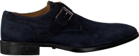 Blue MAZZELTOV Business shoes 4143  - medium