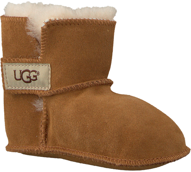 Cognac UGG Baby shoes ERIN - large