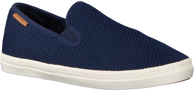 Blue GANT Slip-on sneakers FRANK 18678380 - large