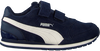 Blue PUMA Sneakers ST RUNNER V2 SD PS - small