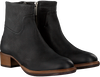 Black SHABBIES Booties 182020095 - small