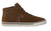Brown POLO RALPH LAUREN Sneakers HANFORD MID - small
