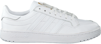 White ADIDAS Low sneakers TEAM COURT W  - medium