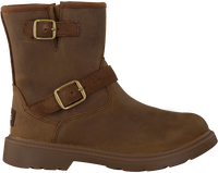 Brown UGG Classic ankle boots KINZEY WEATHER  - medium
