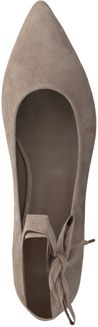 Taupe FRED DE LA BRETONIERE Ballet pumps 140010005 - large