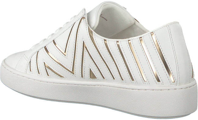 Gold MICHAEL KORS Sneakers WHITNEY LACE UP  - large