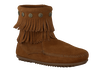 Cognac MINNETONKA Booties 692 - small