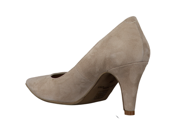 Beige VIA VAI Pumps 120546 - large