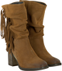 Cognac OMODA High boots R12141 - small