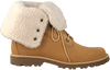 Camel TIMBERLAND Ankle boots 6IN WP SHEARLING BOOT - small