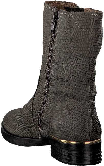 Green NUBIKK High boots EMMA DOUBLE ZIP - large