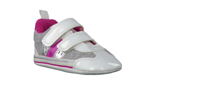 White QUICK Baby shoes Q-BABY - large