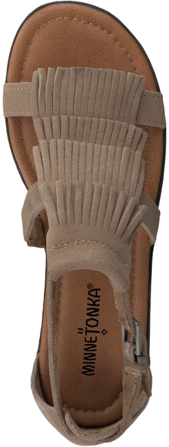 Taupe MINNETONKA Sandals 71302 - large