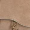 Beige UNISA Shoulder bag ZANIEL  - small