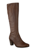 Brown GABOR High boots 596.3 - small