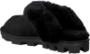 Black UGG Slippers COQUETTE - small