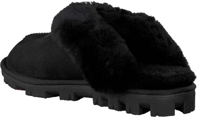 Black UGG Slippers COQUETTE - large