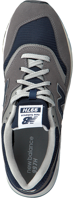 Grey NEW BALANCE Low sneakers CM997  - large