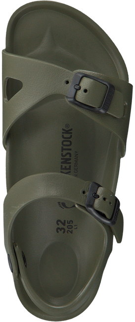 Green BIRKENSTOCK PAPILLIO Sandals RIO KIDS - large