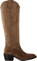 Taupe VIA VAI High boots KAMILA LEGACY  - medium