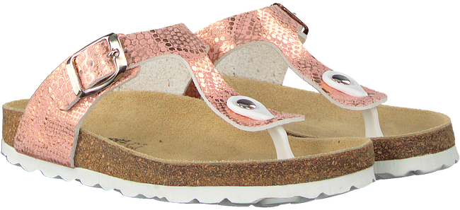 Pink BRAQEEZ Flip flops SUNNY SPAIN  - large