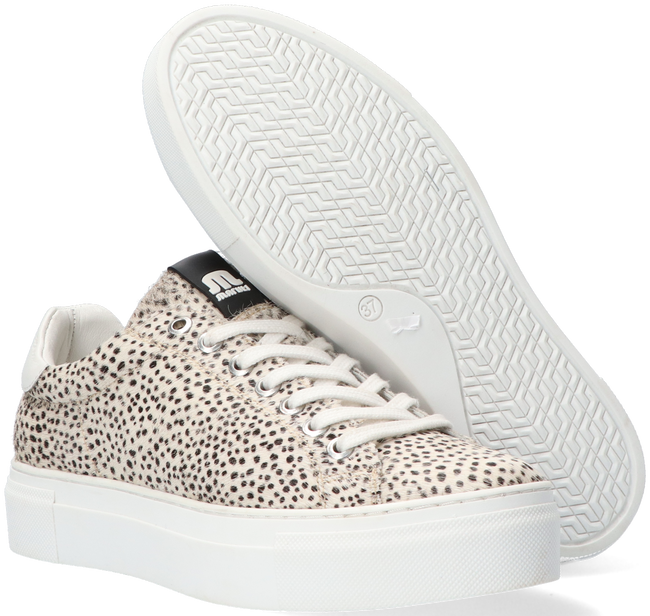 Beige MARUTI Sneakers TED HAIRON LEATHER - large