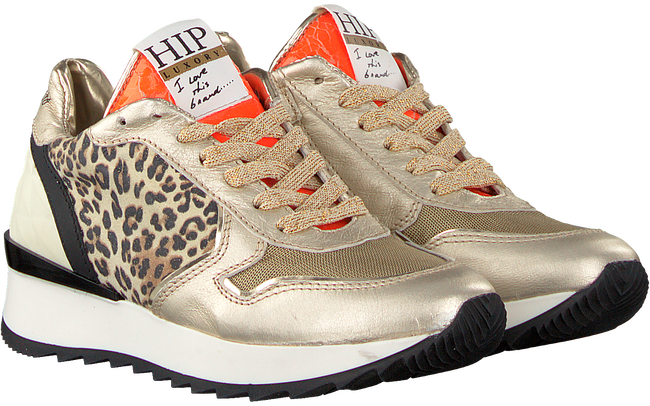 Gold HIP Sneakers H1789 - large