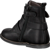 Black BUNNIES JR Biker boots BOBBI BLIKSEM - small